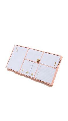 Kate Spade New York Sticky Note Set, $16 shopbop.com