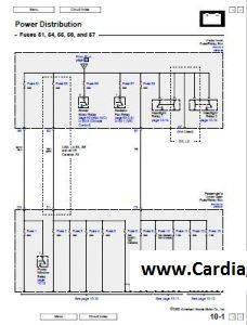 1998-2002 Accord Electrical Troubleshooting Manual PDF