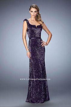 680068a8acdf Discount Sale Sexy La Femme Evening 22445 Dresses Evening Dress Sexy  EveningDressSexy  Evening Dresses Prom