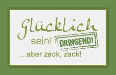2470 Stickvorlage Kreuzstich Glücklich sein!
