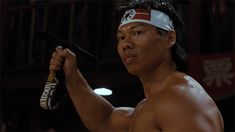 Bad Movie Tuesday: Bloodsport Van Damme at his spin-kicking best versus the Kumite and Bolo Yeung's pecs. 80s Movie Characters, Bolo Yeung, Tandem Jump, China Movie, Get Movies, Rapper Quotes, Van Damme, Weight Training Workouts, Tai Chi