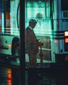 #streetmobs: Nightlife in Sydney's Streets by David Sark #photography #streetmobs #Sydney #Australia #urban