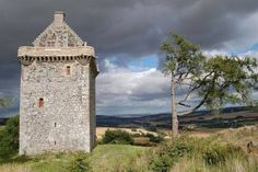 Fatlips Castle, Scotland