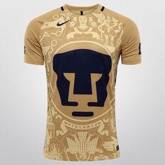 Jersey Nike Pumas Casa 16/17 S/N° Match - Tienda Oficial Pumas