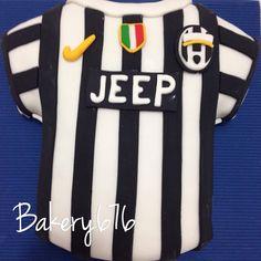 Soccer cake / pastel de fútbol Bakery 676 Juve / juventus