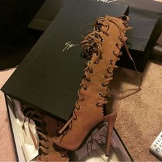 My dream AUTUMN Boots that I will never have, lol. Giuseppe Zanotti Kyra