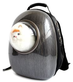 Lovely summer Pet Dog Cat Puppy Carrier Traveler Bubble Backpack Travel Shoulder Bag Dog Carrier Travel Sling Bag Small Dog Backpack Yellow * Check out the image by visiting the link.