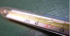 Teste sua tireoide em casa usando apenas um termômetro.