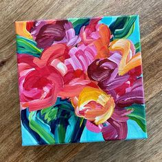 Learn how to paint flowers on canvas with acrylic paint for beginners. Tutorials and video instructions. Acrylic Painting For Beginners, Acrylic Painting Tutorials, Beginner Painting, Acrylic Painting Canvas, Painting Lessons, Painting Classes, Painting Tips, Painting Art, Abstract Paintings