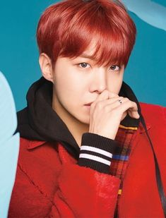"J-Hope for ""Face Yourself"""