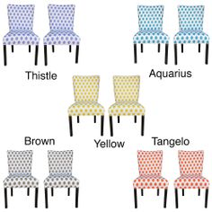 Julia Jojo Dining Chairs (Set of 2)   Overstock.com Shopping - The Best Deals on Dining Chairs $264