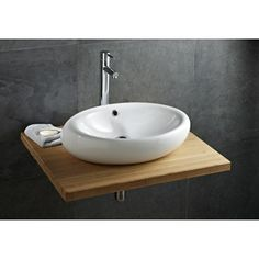 1000 images about chamonix bathroom on pinterest merlin - Vasque sur pied leroy merlin ...