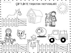12 En Iyi Hayvanlar Görüntüsü Day Care Kindergarten Ve Preschool
