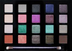 Urban Decay Vice Palette Shades