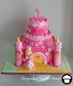 - castle cake -