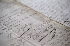 Copy of Napoleon's will to go on sale in Paris this November at the Drouot auction house