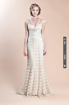 Claire Pettibone Spring 2013 Bridal | CHECK OUT MORE IDEAS AT WEDDINGPINS.NET | #bridesmaids