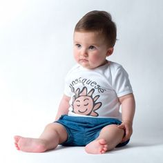 Camiseta yosiquesera para bebé - sol yosíquesé #yosíquesé #camisetaconestilo #sol #diseñosconalma #camisetabebé #algodónorgánico