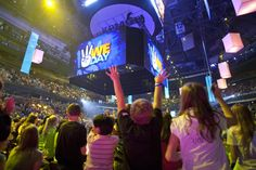 Best CSR Initiative [We Day Events, Free the Children] #eventprofs #convenebestinshow