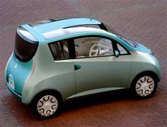 New Small Cars from Nissan ~ it's so ugly, it's cute!