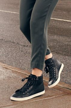 UGG® Australia 'Blaney' Tasseled High Top Sneaker (Women) | Nordstrom