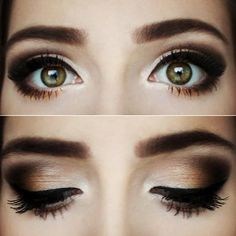 Love brown earthy tones? This neutral eye shadow combo is anything but dull. Shop the look today.