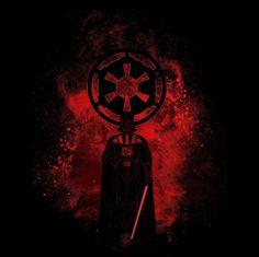 Star Wars: Darth Vader silhouette t-shirt. Design by Donnie and found on TeePublic. Gas Mask Art, Masks Art, Anakin Vader, Darth Vader, Badass Movie, Jedi Sith, Arte Dc Comics, Star Wars Wallpaper, Star Wars Fan Art