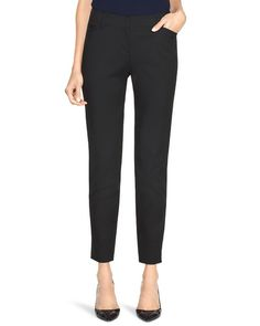 White House | Black Market Curvy Perfect Form Ankle Pants #whbm