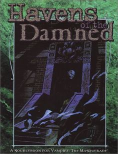 Havens of the Damned (Vampire: The Masquerade) by Jess Heinig - $7.30