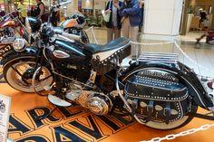 Harley Davidson - Exhibition @ Emmen Center / Switzerland