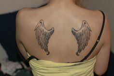See more tattoo ideas on http://tattoosaddict.com/awesome-grey-ink-angel-wings-tattoo-ideass-designs-on-back-116.html awesome grey ink angel wings tattoo ideass designs on back #116 - http://goo.gl/iS6bzM #, #116, #Angel, #AngelTattoo, #AngelTattooDesigns, #AngelTattooIdeas, #AngelTattoos, #AngelTattoosDesigns, #Awesome, #Back, #Designs, #Grey, #Ideass, #Ink, #On, #Tatoos, #Tattoo, #TattooDesigns, #TattooIdeas, #Tattoos, #Wings