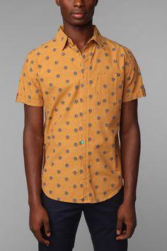 Insight Girgis Short-Sleeved Woven Shirt