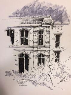Urban Sketchers Midwest
