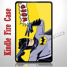 Batman Super Hero Kindle Fire Case | Merchanstore - Accessories on ArtFire