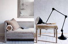 interiors. lamp. sofa.