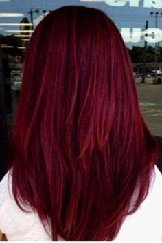 Here is a red formula Matrix SOCOLOR Formula: 3 oz. : Here is a red formula Matrix SOCOLOR Formula: 3 oz. Hair Color Auburn, Auburn Hair, Ombre Hair Color, Matrix Hair Color, Dyed Red Hair, Red Velvet Hair Color, Dark Red Hair Dye, Red Burgundy Hair Color, Deep Red Hair Color