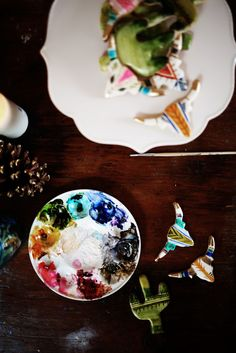Sogoal Zolghadri's Sweet World of Color