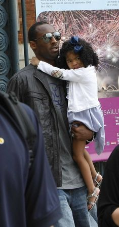 Cute Family Pictures, Family Love, Friends Family, Kobe Bryant Family, Kobe Bryant Nba, Kobe Bryant Quotes, Black Mamba, Black Love, Daughter