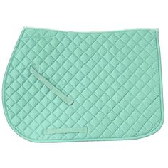 Rider's International Quilted Cotton Saddle Pad   Dover Saddlery