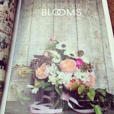 Bash Magazine Photo & Flowers by The Informal Florist