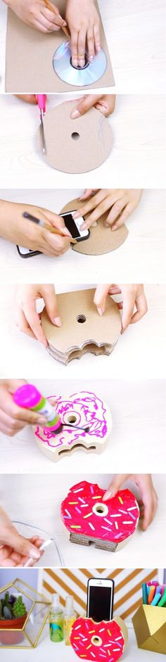 14 simple DIY accessories for your phone Postris . - 14 simple DIY accessories for your phone Postris - Kids Crafts, Crafts For Teens To Make, Gifts For Teens, Diy For Teens, Diy Crafts To Sell, Easy Crafts, Craft Projects, Quick Diy Gifts For Friends, Crafts With Friends