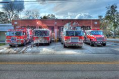 Burgaw, NC, Fire Department