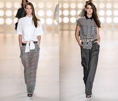 Colcci 2014 Summer Womens Runway Collection - São Paulo Fashion Week: Designer Denim Jeans Fashion: Season Collections, Runways, Lookbooks and Linesheets