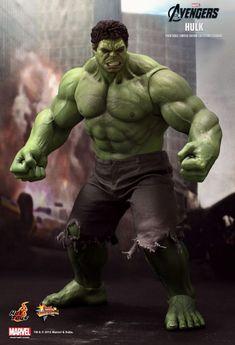 Hulk from Avengers/Hot Toys