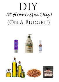 QuinnFace: How To Have An At Home Spa Day...On a Budget!