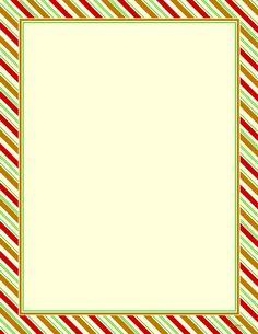 Lamp Post Silver Foil Christmas Letterhead X Pk