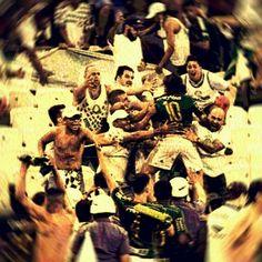 19/04/2015 - Corinthians 2 x 2 Palmeiras #Chora #Gambá #Avanti #Palestra #Valdívia #Mancha #Verde