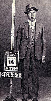 Mafia Mug Shots: Joe Adonis