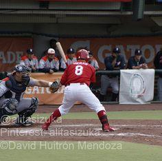 Leo Heras lleva 13 bases robadas y está a cuatro de la marca de las logradas en 2012