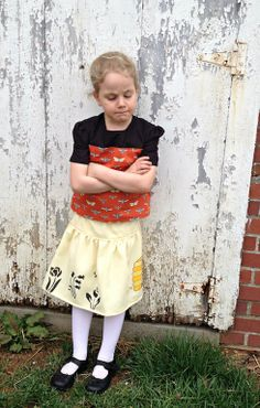 Thank You! Updated to Add PR&P Week 3 Sew Along! - Skirt Fixation